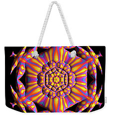 Jyoti Ahau 187 Weekender Tote Bag by Robert Thalmeier