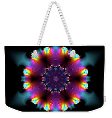 Jyoti Ahau 189 Weekender Tote Bag by Robert Thalmeier