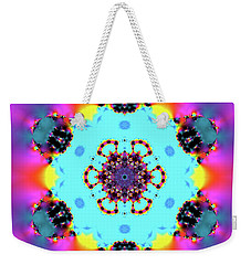 Jyoti Ahau 190 Weekender Tote Bag by Robert Thalmeier