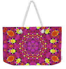 Jyoti Ahau 191 Weekender Tote Bag by Robert Thalmeier