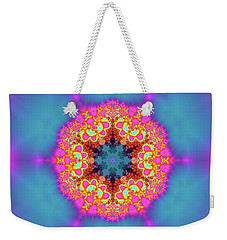 Jyoti Ahau 192 Weekender Tote Bag by Robert Thalmeier