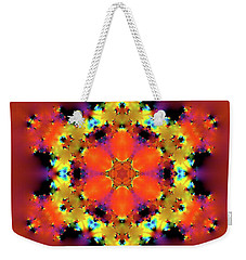 Jyoti Ahau 193 Weekender Tote Bag by Robert Thalmeier