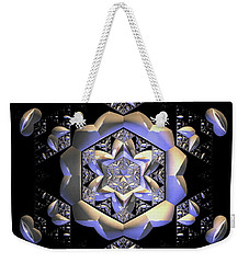 Jyoti Ahau 196 Weekender Tote Bag by Robert Thalmeier