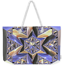 Jyoti Ahau 197 Weekender Tote Bag by Robert Thalmeier