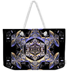 Jyoti Ahau 198 Weekender Tote Bag by Robert Thalmeier