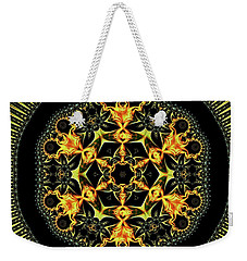 Jyoti Ahau 199 Weekender Tote Bag by Robert Thalmeier