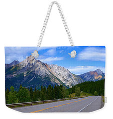 Kananaskis Country Weekender Tote Bag