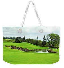 K K Golf Club In Maui Weekender Tote Bag