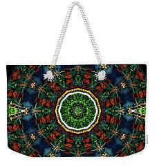 Weekender Tote Bag featuring the digital art Ka061516 by David Lane