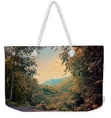 Kaaterskill Clove Weekender Tote Bag by John Rivera