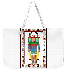 Kachina Doll Weekender Tote Bag