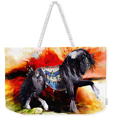 Kachina Hopi Spirit Horse  Weekender Tote Bag