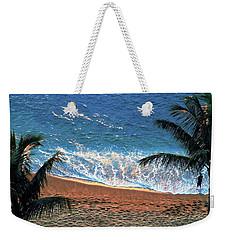 Kahana Sea And Sand Weekender Tote Bag