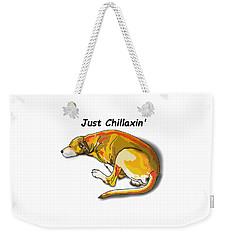 Kai Chillaxin' Weekender Tote Bag