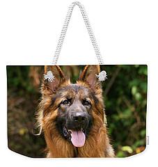 Kaiser - German Shepherd Weekender Tote Bag