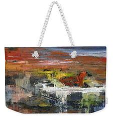 Kaiser Pond Weekender Tote Bag
