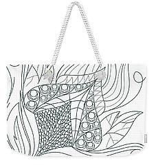 Kalakaari-v Weekender Tote Bag