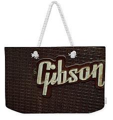 Kalamazoo Gibson Weekender Tote Bag