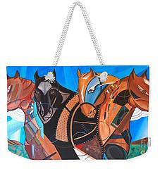 Kaleden Spirit Horse Weekender Tote Bag