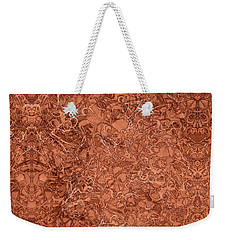Kaleid Abstract Nest Weekender Tote Bag