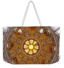 Weekender Tote Bag featuring the photograph Kaleidome  by Geoff Smith