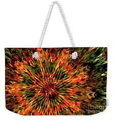 Kaleidoscope 1 Weekender Tote Bag