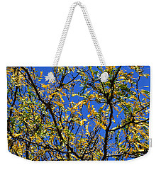 Kaleidoscope Weekender Tote Bag by Corinne Rhode
