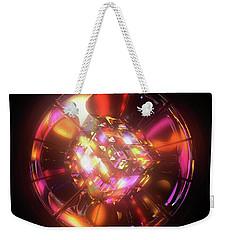 Kaleidoscope Weekender Tote Bag