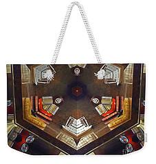 Kaleidoscope Mirror Effect 13 Weekender Tote Bag