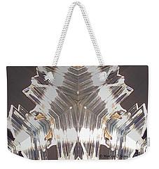 Kaleidoscope Mirror Effect M11 Weekender Tote Bag