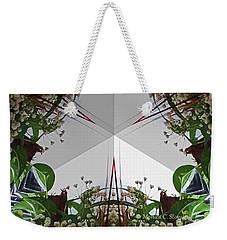 Kaleidoscope Mirror Effect M9 Weekender Tote Bag