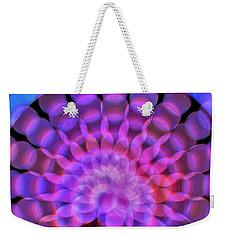 Kaleidoscope5 Weekender Tote Bag