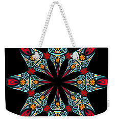 Kali Kato - 06a Weekender Tote Bag by Aimelle