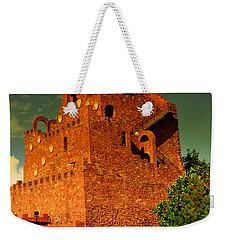 Kalkow-golgotha Of East Weekender Tote Bag