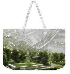 Kalpana One Houseing Weekender Tote Bag