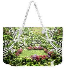 Kalpana One Neighborhood Vertical Weekender Tote Bag