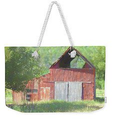 Kamas Barn Dop Weekender Tote Bag