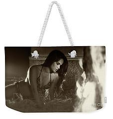 Kamasutra Girl 3 Weekender Tote Bag