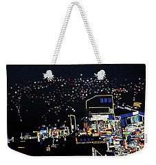 Kamwokya At Night Weekender Tote Bag