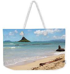 Kaneohe Bay Weekender Tote Bag