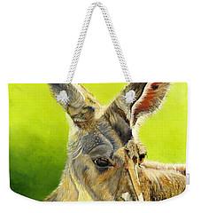 Kangeroo Weekender Tote Bag