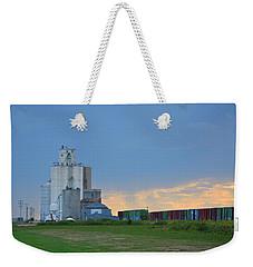 Edson Kansas Weekender Tote Bag by Keith Stokes