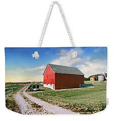 Kansas Landscape II Weekender Tote Bag by Steve Karol