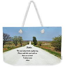 Kansas Road Weekender Tote Bag