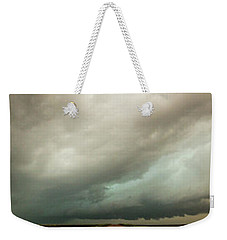 Kansas Storm Chase Bust Day 001 Weekender Tote Bag