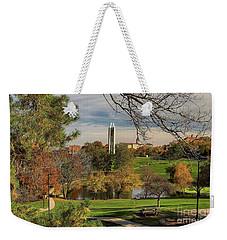 Kansas University Weekender Tote Bag
