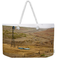 Kansas Watering Hole Weekender Tote Bag