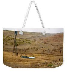Kansas Watering Hole Weekender Tote Bag