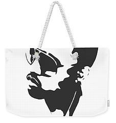Kanye West Silhouette Weekender Tote Bag by Dan Sproul
