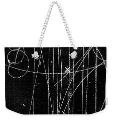 Kaon Proton Collision Weekender Tote Bag